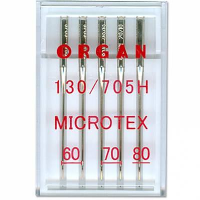 "Набор игл ""ORGAN"" микротекс № 60-80"